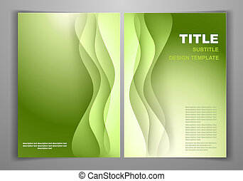 Business Front and Back Flyer Templ