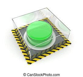 Green button