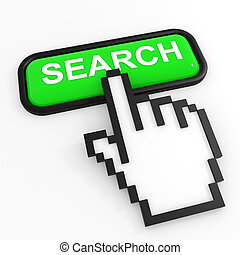 Green button SEARCH with hand cursor.