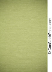 green canvas background, fabric row pattern texture, olive-...