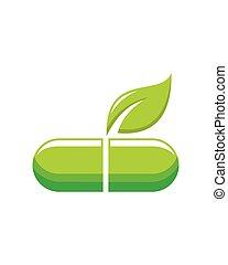 Green Capsul Logo
