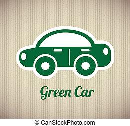 green car design