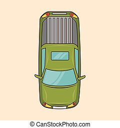 green car transport online service