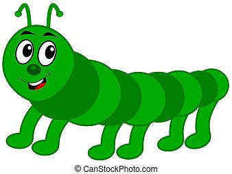 green centipede profile