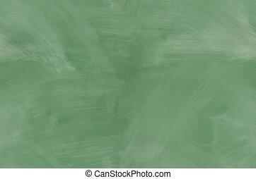 Green chalkboard seamlessly tileable - Green chalkboard with...
