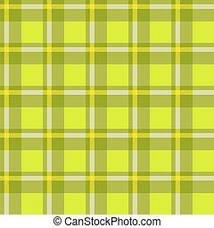 Green checkered cloth - Sample pretty seamless bright green...