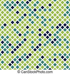 green checkered texture