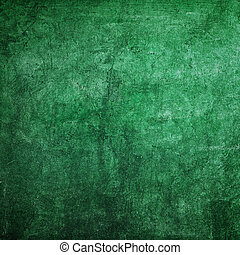 Green classroom chalkboard texture