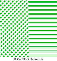 Green cloth background with fabric texture