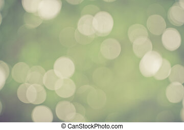 green color light background