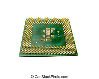 Green computer microprocessor