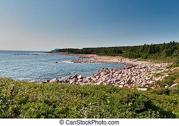 Green Cove, Cape Breton Island