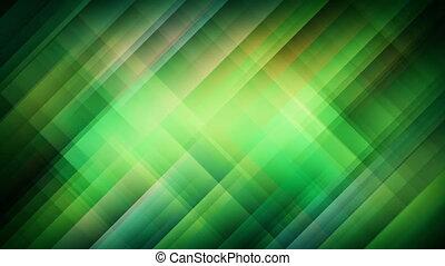 green crossed lines loop background