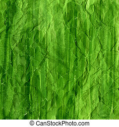 green crumpled watercolor background