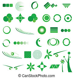 green design sign illustration