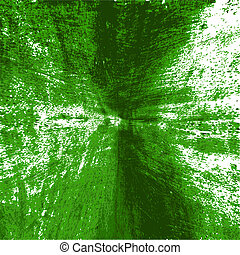 Green Dirty Grunge Background