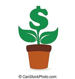 Green dollar