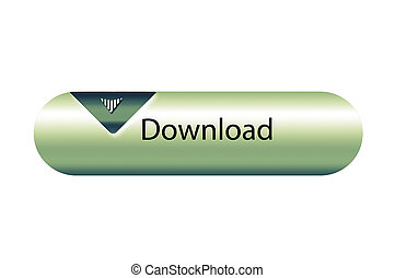 Green Download Button