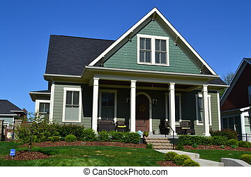Green Dream Home