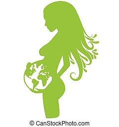 Green earth pregnancy