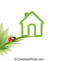 green Eco-house
