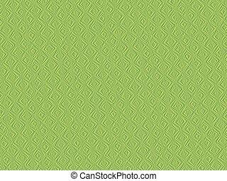 Green embossed paper 3D texture