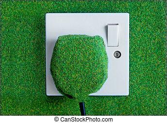 Green energy efficiency