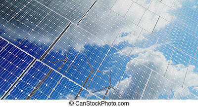 energy saving background - green energy saving background...