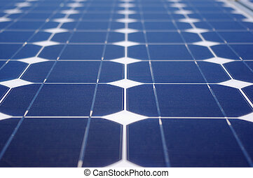 Green energy solar panel