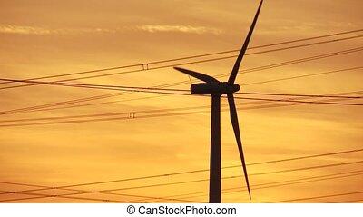 Green Energy, Sunset