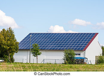 Green Energy with Solar Collectors - Green energy with solar...