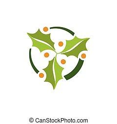 Green Environmental Group Logo Symbol