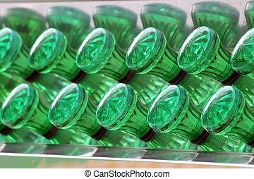 green fairy lights