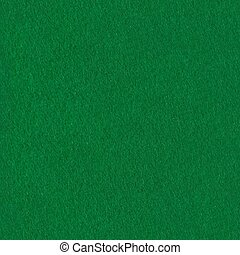 Green felt fabric for background. Seamless square texture, tile ready.