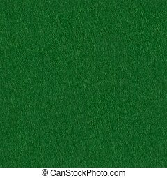 Green felt texture for poker an casino theme. Seamless square background, tile ready.