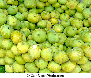 Green figs