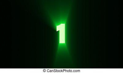 green flare 1