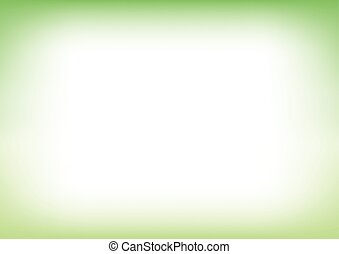 Green Flash Copyspace Background
