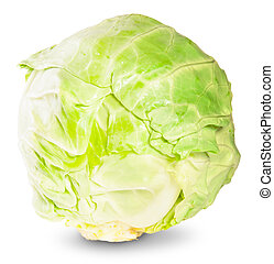 Green Fresh Cabbage