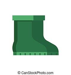 Green Garden Boots