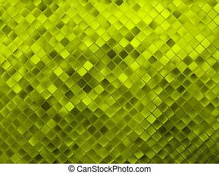 Green glitter background. EPS 8