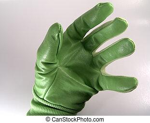 Green GLove 3