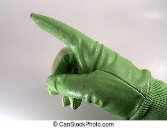 Green Glove 4