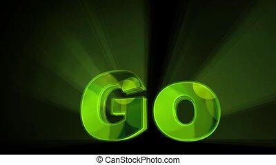Green Go Animation