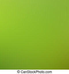 Green Gradient abstract background - blurred beautiful natural background