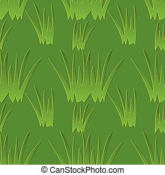 Seamless texture of green grass