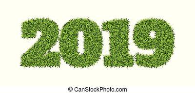 Green Grass Vector 2019