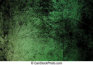 Green Grunge Texture