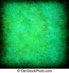 green grunge textured abstract background