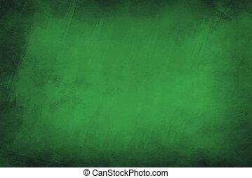 Green gungy background